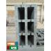 Блоки будівельні стінові 20*20*40 см